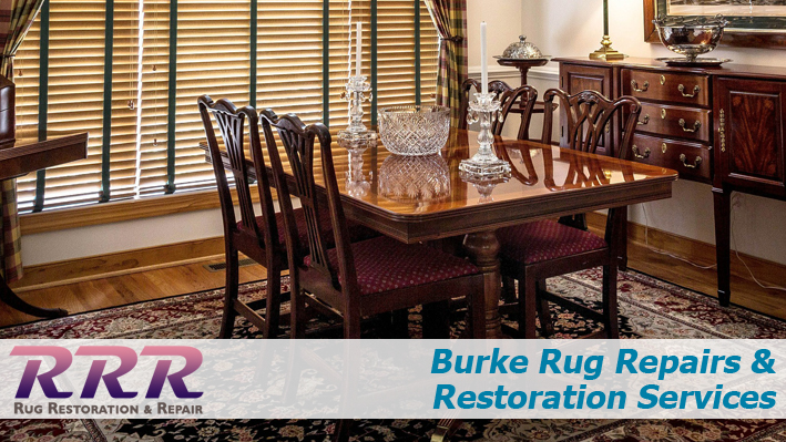 Burke Rug Repairs and Restoration Services