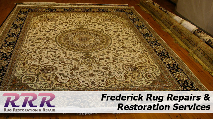 Frederick Rug Repairs and Restoration Services