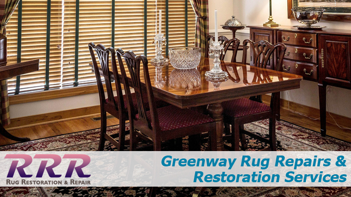 Greenway Rug Repairs and Restoration Services