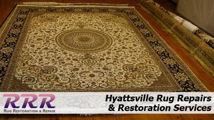 Hyattsville Rug Repairs and Restoration Services