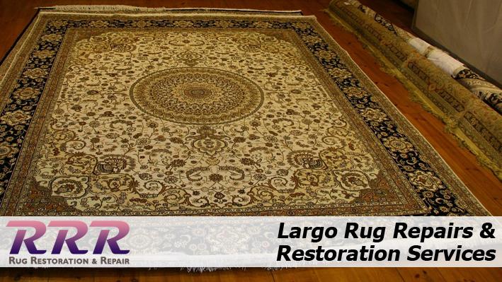 Largo Rug Repairs and Restoration Services