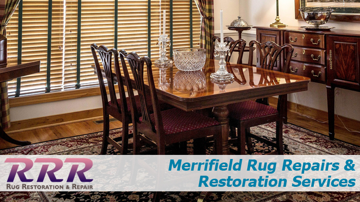 Merrifield Rug Repairs and Restoration Services