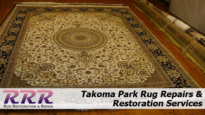 Takoma Park Rug Repairs and Restoration Services