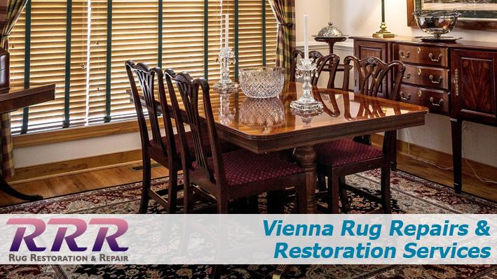 Vienna Rug Repairs and Restoration Services