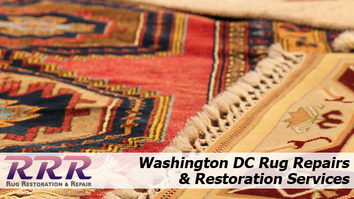Washington DC Rug Repairs and Restoration Services